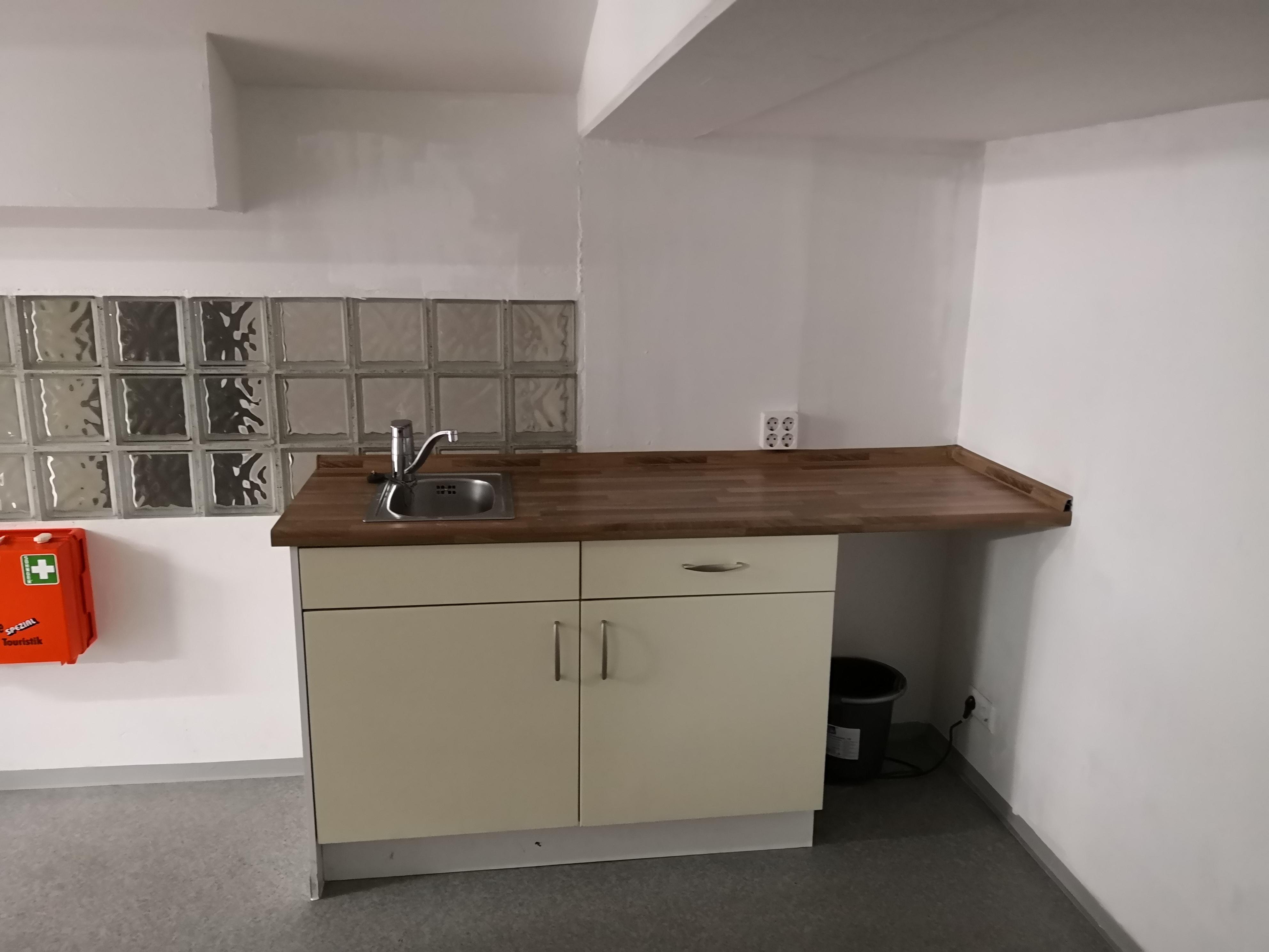Küche/Sozialraum