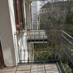Balkone zur Hofseite